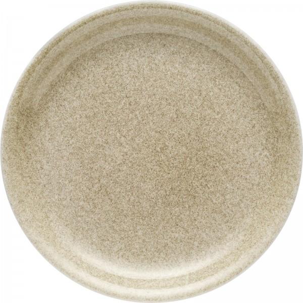 """Shine"" Sahara Teller flach Ø22,5cm VPE 6"