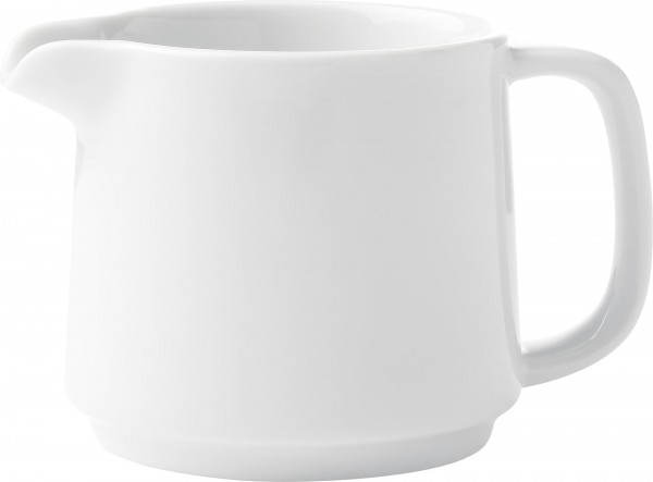 "Kaffeekanne ""Coup"" Ø 9,1xH: 8,7xS: 14,5cm, weiß, Porzell"