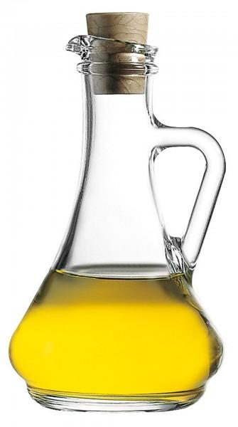 Karaffe f. Essig/Öl 26cl Glas VPE 12