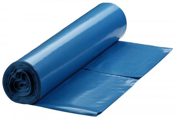 Abfallsack 120 Liter Blau 25Stck/Rolle
