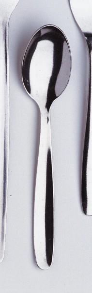 Kaffeelöffel MODELL 80 2,0 mm 18/0 Chrom-Stahl 18/0, rostfrei. 2,0 mm stark. Be