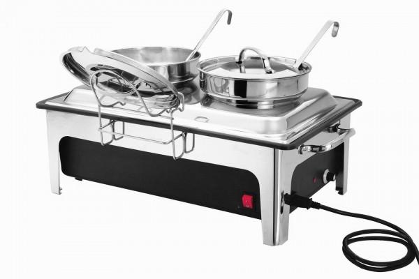 Chafing Dish Suppenstation elektr. Wasserbad 1/1