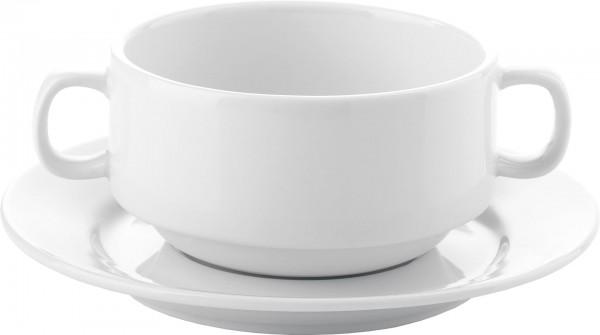 Suppen-Obere Eco weiß 0,27 l