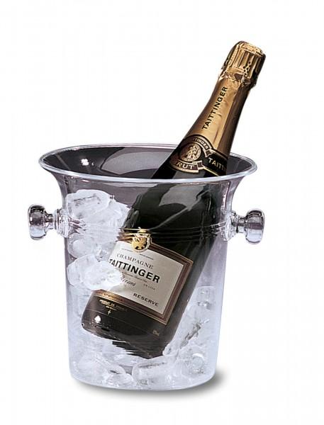 Wein-/Flaschenkühler acryl m. Gr