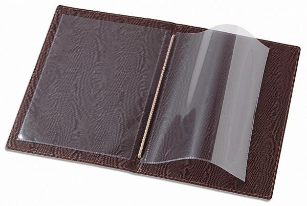 Einlagen A4 Extra Stark 140my 10er Pack = 40 Seiten