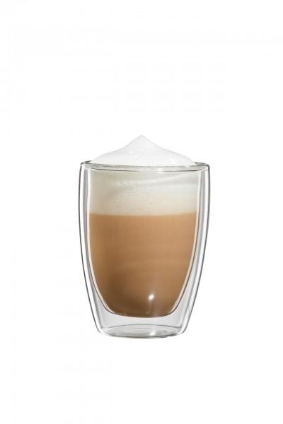 "Cappuccino Glas Roma ""bloomix"" 0,2L VPE 6"