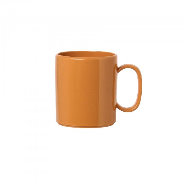 "Becher ""Colour"" 0,325L orange Kunststoff PBT VPE 5"