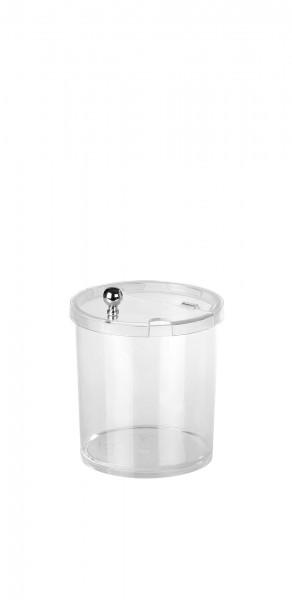 Ersatzbehälter inkl. Deckel 0,75 L klar PC