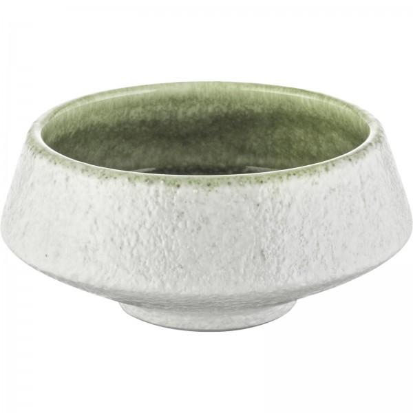 """Samoa"" grün Schale Ø8cm H:4,8cm VPE 6"