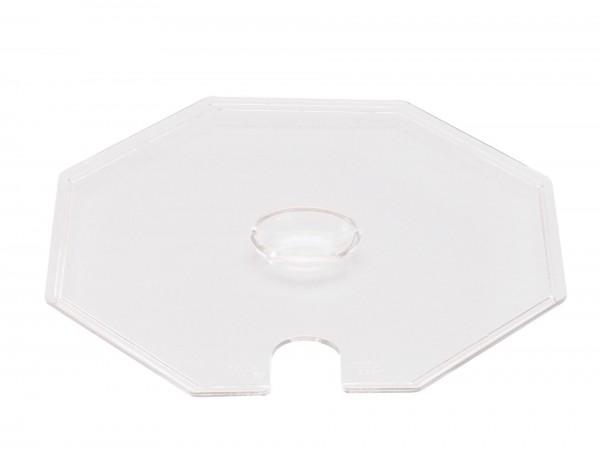Deckel zu Schüssel 11142 Ø24cm glasklar