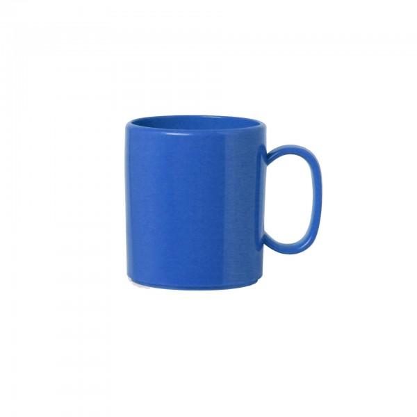 """Becher """"Colour"""" 0,325L blau Kunststoff PBT VPE 5"""