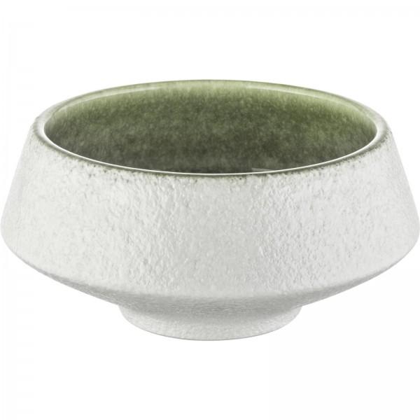 """Samoa"" grün Schale Ø10cm H:7cm VPE 4"