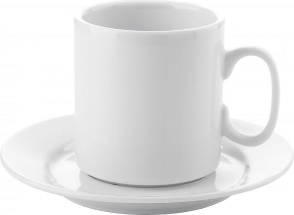 Kaffee-Obere 0,29l Eco weiß
