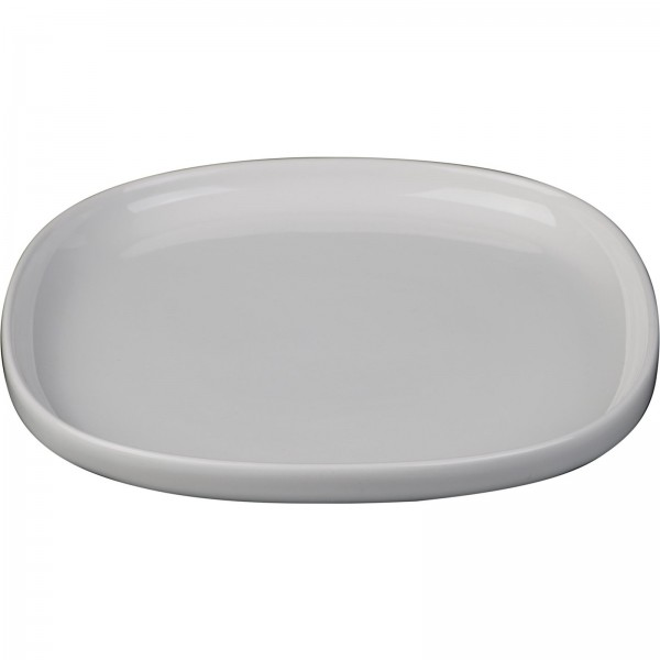 "Porzellanserie ""Skagen"" High Alumina Teller 28,0 cm, weiß, VPE 6"
