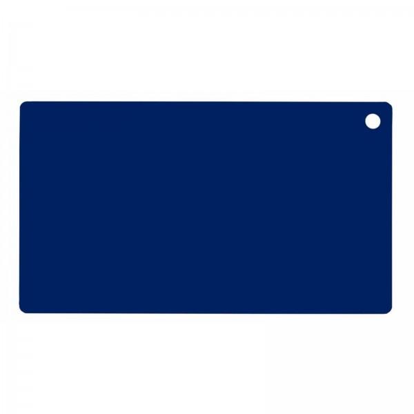 Schneidauflage zu Gourmet Board 60x40cm blau,PE 500