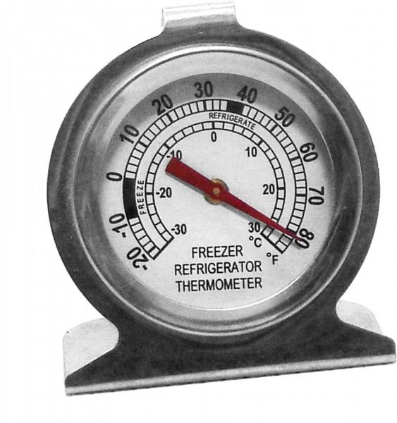 Tiefkühl-/Kühlschrank-Thermometer Ø 7,30 cm