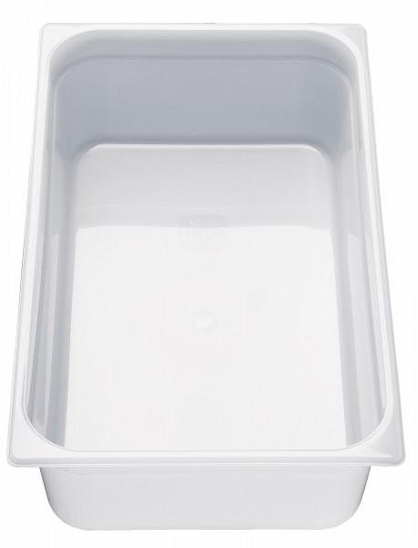 GN Behälter 1/1 x 150mm Polypropylen 22,5L Polypropylen, einsetzbar von -40°C bi