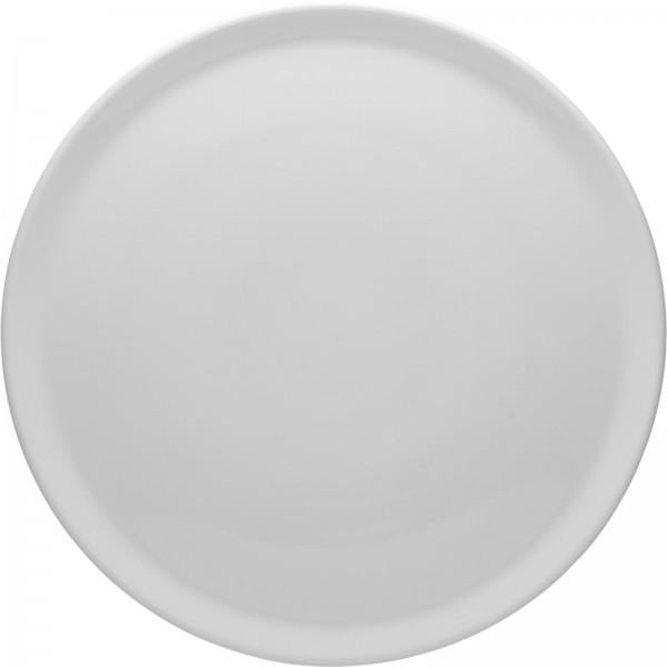 Pizzateller weiß, Porzellan Ø 35,0 cm VPE 4
