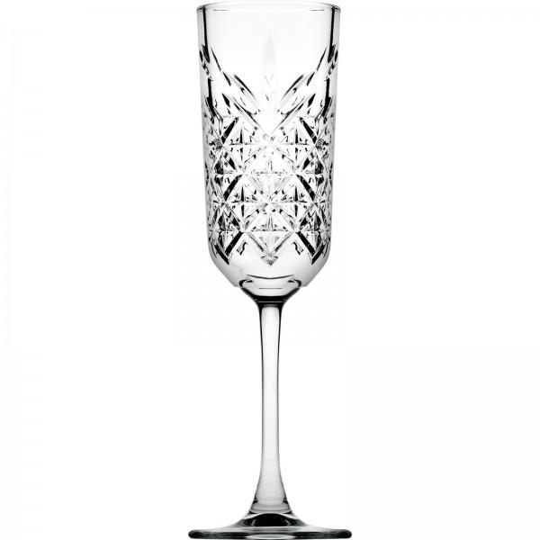 """Glasserie """"Timeless"""" Sektglas 175ml VPE 4"""