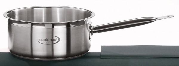 """Stielkasserolle flach Inhalt: 2,8 Liter """"Cookmax"""""""