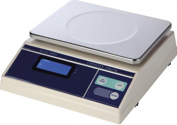 Elektronische Digitalwaage bis 15 kg