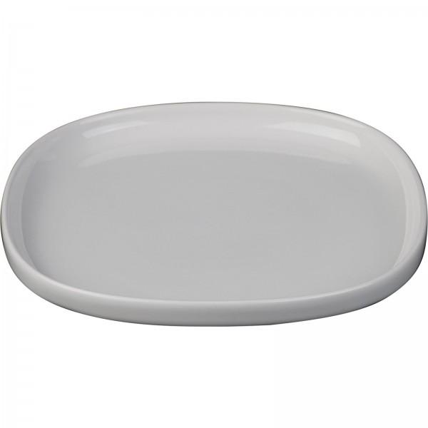 "Porzellanserie ""Skagen"" High Alumina Teller 20,0 cm, weiß, VPE 6"