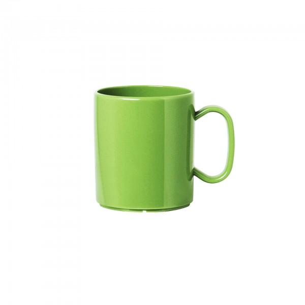 """Becher """"Colour"""" 0,325L grün Kunststoff PBT VPE 5"""