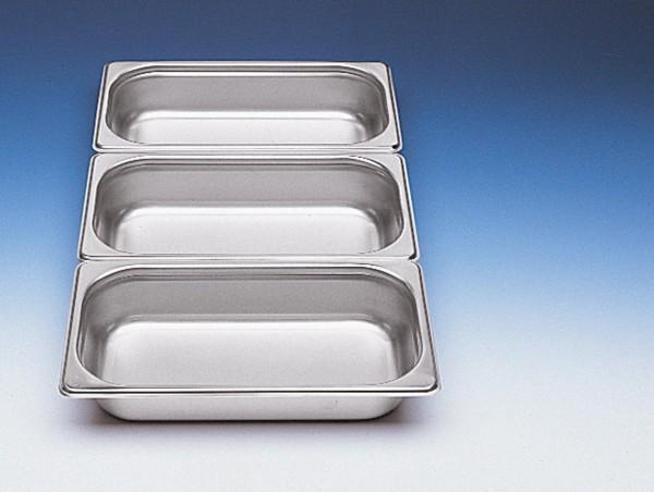 GN Behälter 1/3 x 150 mm Edelstahl Chrom-Nickel-Stahl 18/8, rostfrei, Materialst