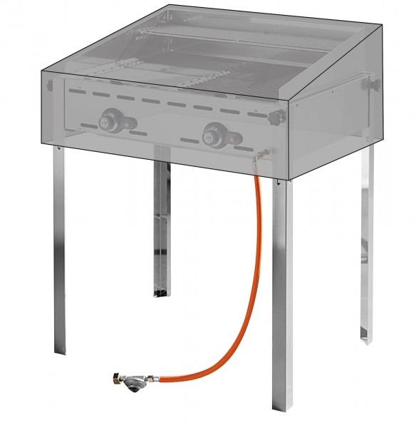 """Schützhülle für Grill-Master """"Maxi """" 72x56x36 cm, aus UV"""