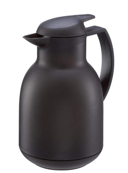 Isolierkanne Bolero schwarz, 1 Liter