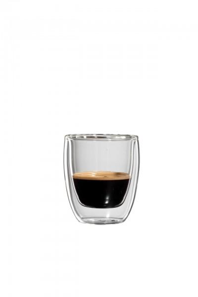 """Espresso Glas Roma """"bloomix"""" 0,08L VPE 6"""