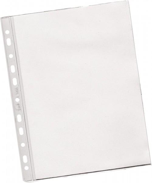 Transparenthülle Extra Stark,160 my, A4,10 Stück Aus transparentem PP-Material.