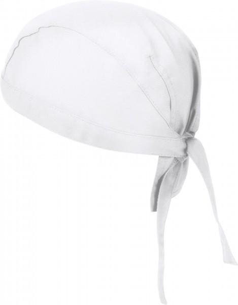 GREIFF Bandana 100% Baumwolle Farbe Weiß 3er Pack