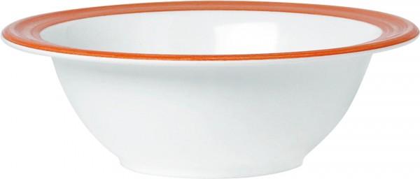 """Schale """"Colour"""" 0,45L Melamin VPE 5 orange"""