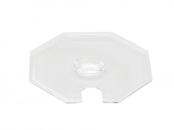 Deckel zu Schüssel 11140 Ø19,5cm glasklar