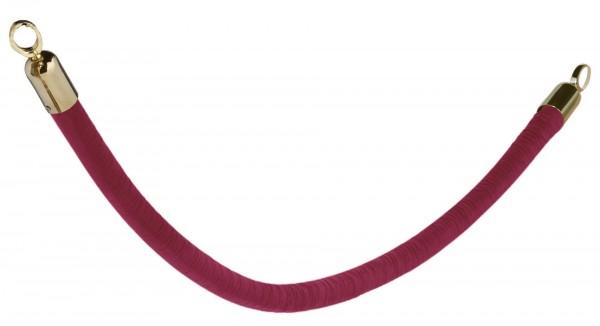 Verbindungskordeln Goldenden rot