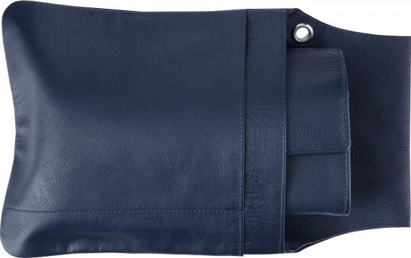 Revolvertasche 16x25cm dunkelblau