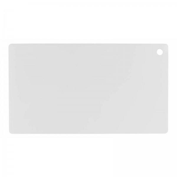 Auflage für Schneidbrett 60x40cm, Farbe Weiß