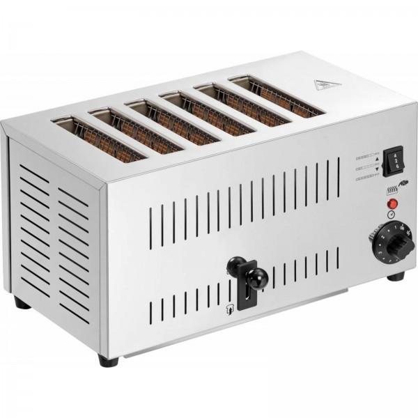 6 Scheiben Toaster