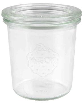 Einmachglas Weck 160 ml mit Deckel